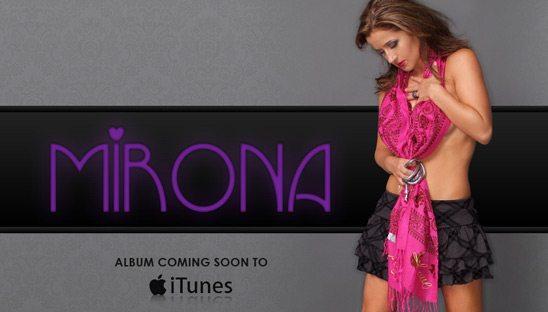 Mirona Myspace page