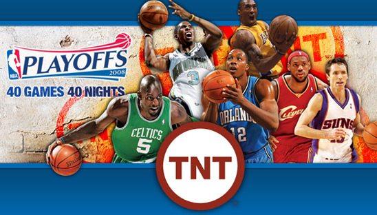 NBA on TNT 2008 Playoffs Myspace page