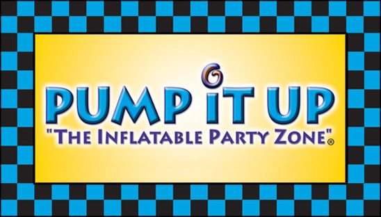 Pump it Up Graphic design vendo