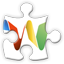 google wave social network icon