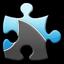 grooveshark social network icon