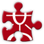 mister wong social network icon