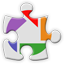 picassa social network icon