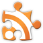 rss social network icon
