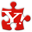 yahoo social network icon