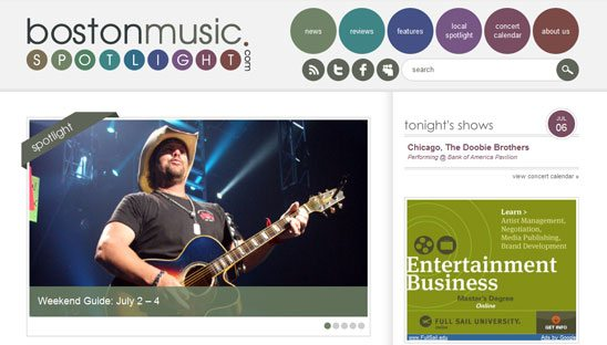 Myspace, Twitter & Wordpress Design