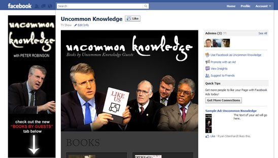 Knowledge Facebook Design