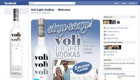 mobile facebook design