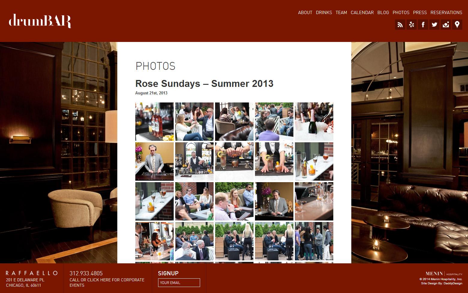 Single Photo Gallery