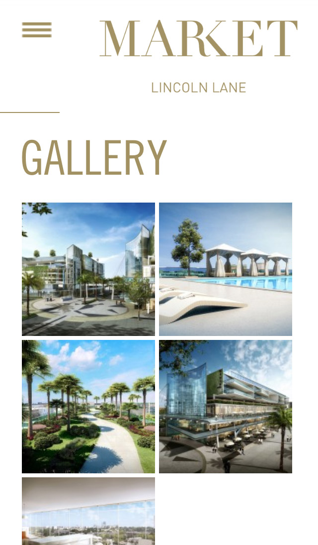 Mobile Responsive - Gallery