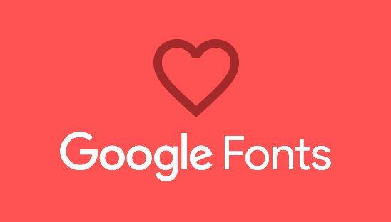 2017's Top 5 Best Google Font Combinations for Website Development