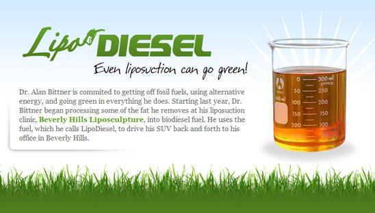 Lipo Diesel Web design site