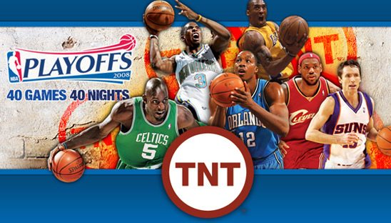 NBA on TNT 2008 Playoffs Myspace page