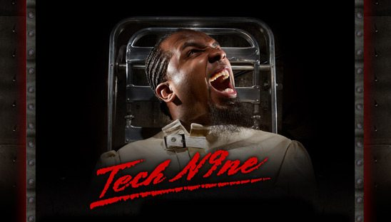 Tech N9ne Custom Myspace Design