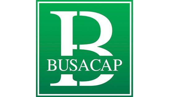 Busacap Logo Design