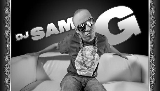 DJ Sam G Custom Music Myspace Page