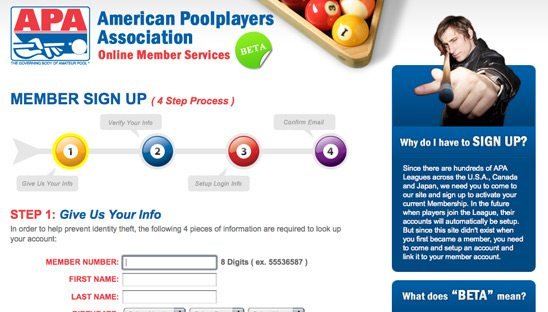 APA Members Login Account Website