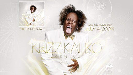 Krizz Kaliko Myspace Design