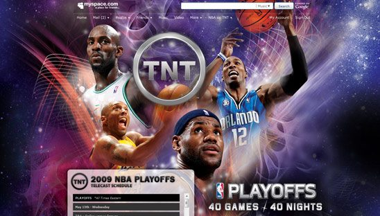 NBA on TNT 2009 Playoffs