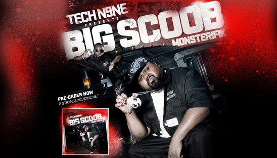 Big Scoob Myspace Design