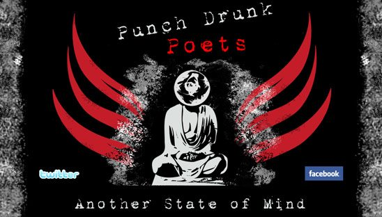 Punch Drunk Poets Myspace Design