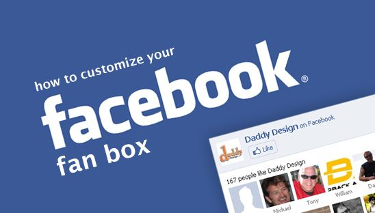 custom facebook fan box