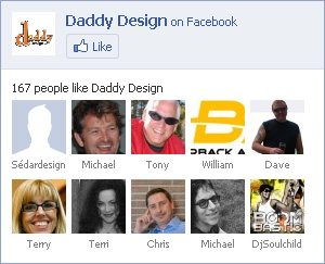facebook fan box default styling