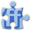 friendfeed social network icon