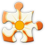 magnolia social network icon