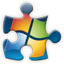 windows social network icon