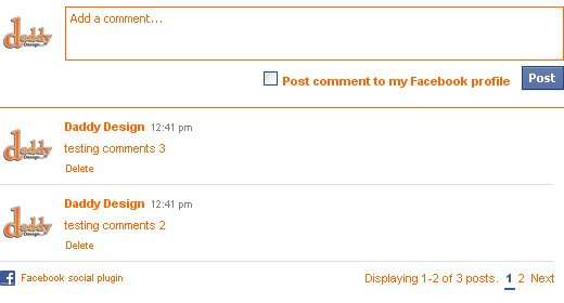 Step 5: Styling the Comment Form