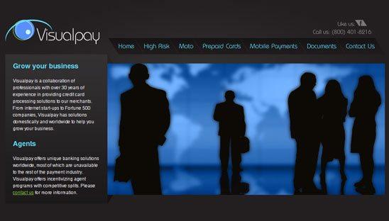 custom Logo and Website Design