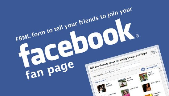 facebook Tell Your Friend Form