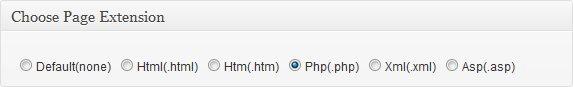 Page Extension WordPress Plugin