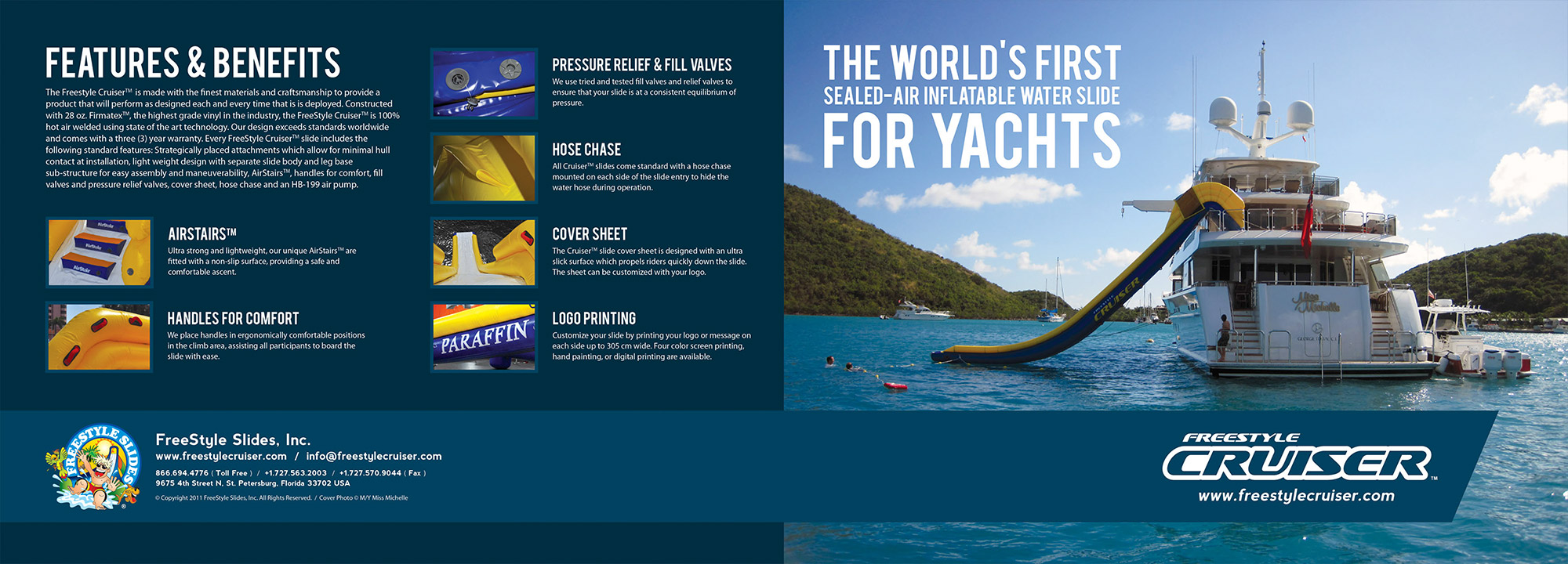 Brochure Front and Back