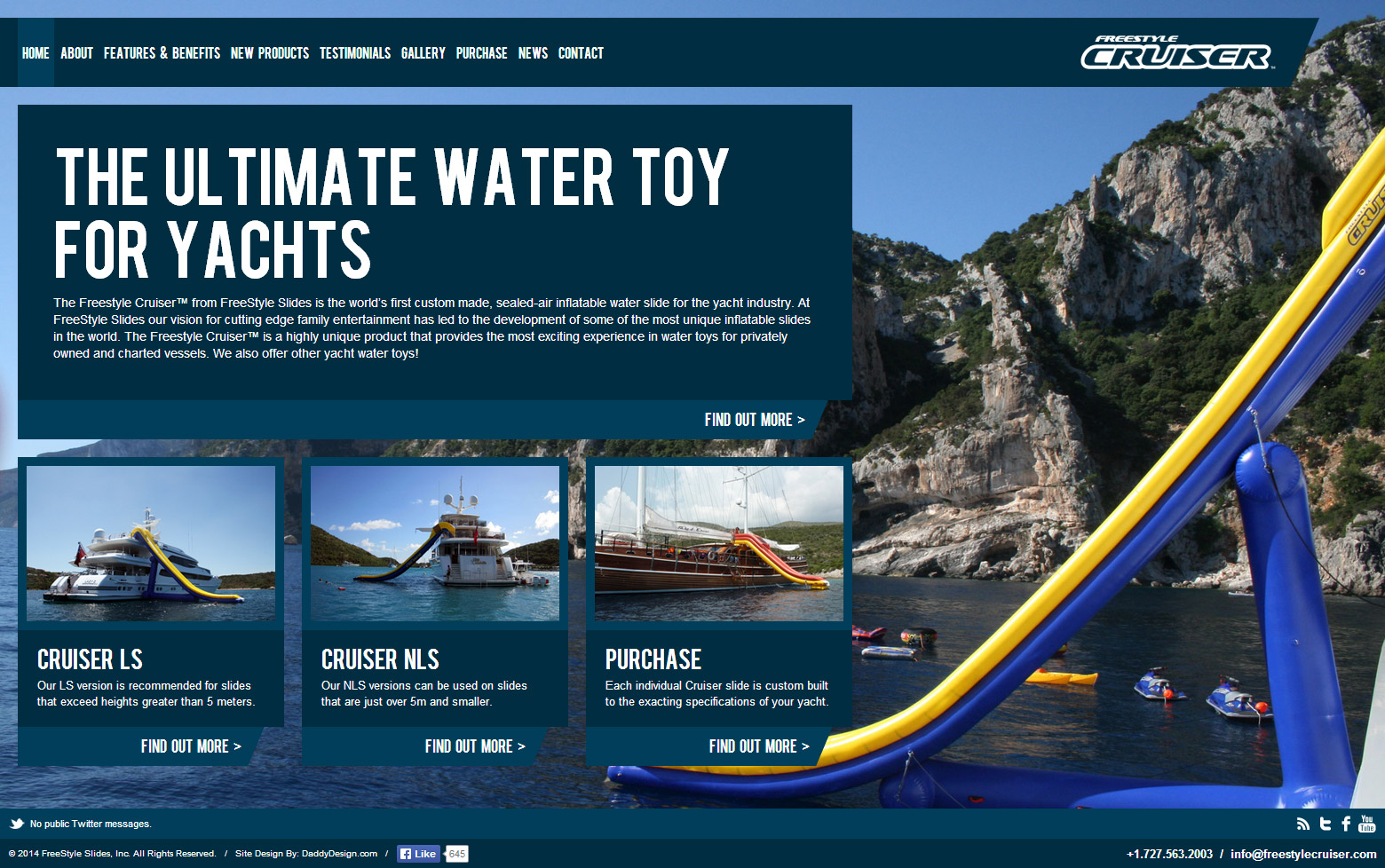The Ultimate Water Toy for Yachts