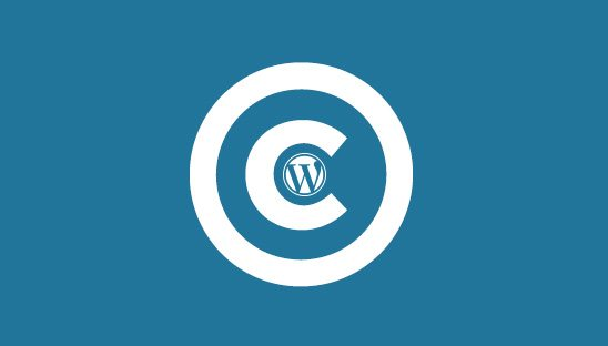 How to add a Dynamic Copyright to your Footer in WordPress