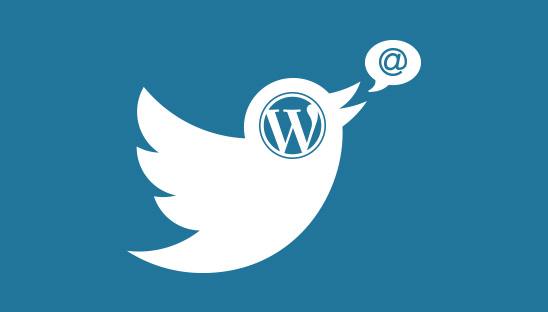 How to automatically link Twitter usernames to their profile in WordPress